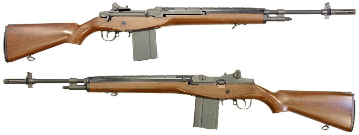 M14 Marui wood Marui_m14woodstock_iso