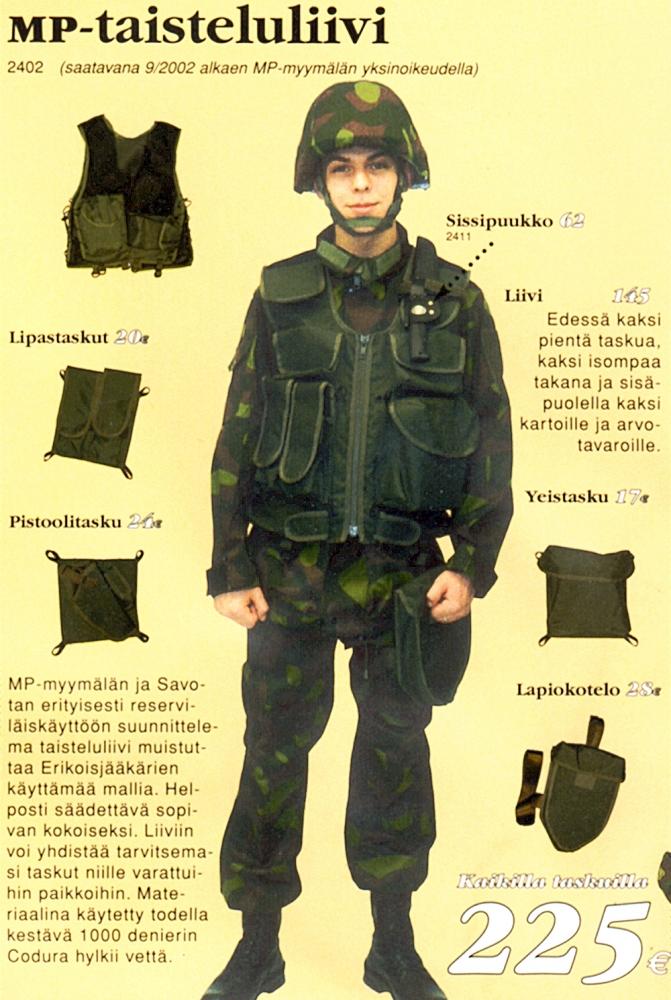 Armeija Varusteet